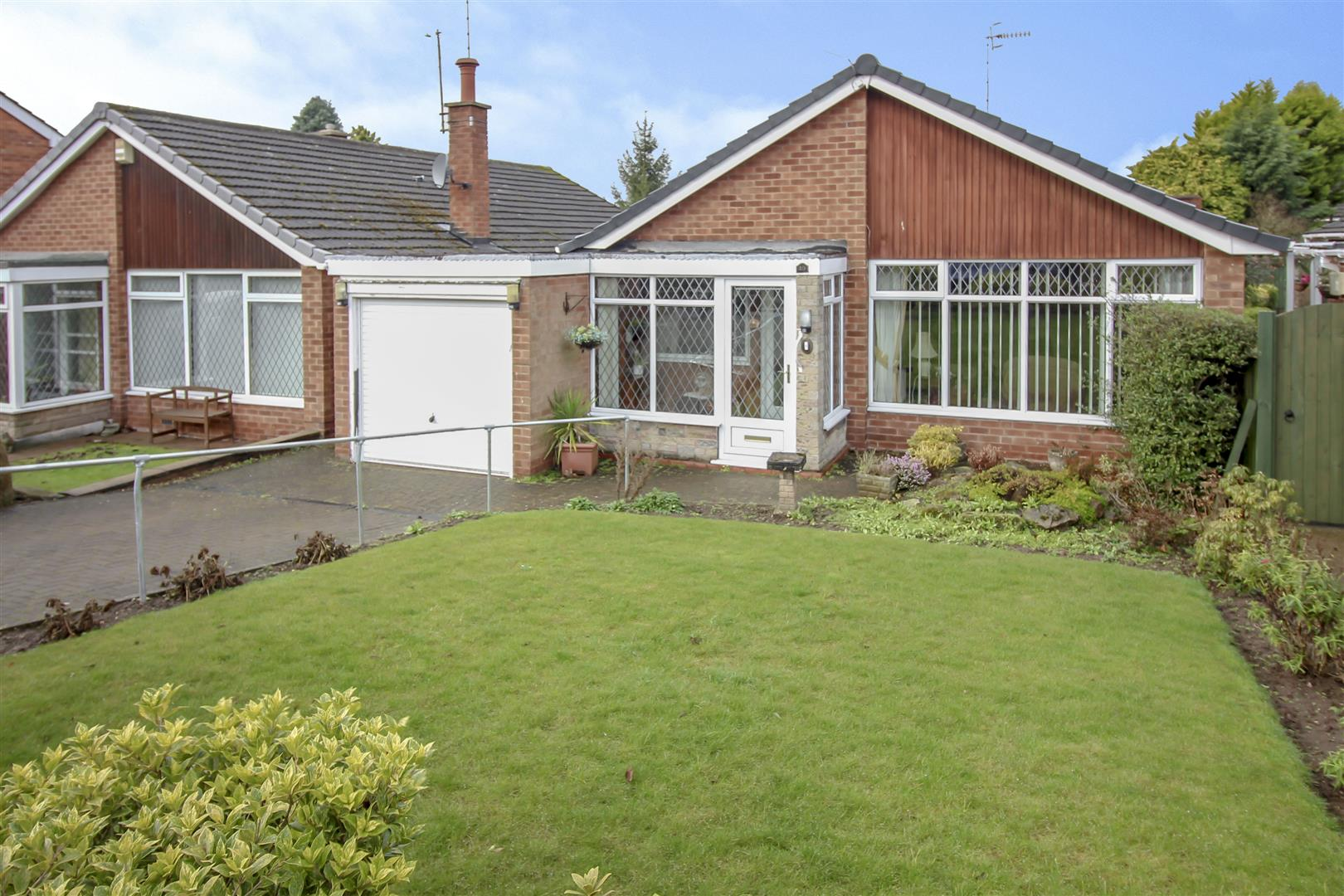 2 Bedrooms Detached Bungalow for sale in Russley Road, Bramcote, Nottingham